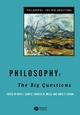 Philosophy: The Big Questions (1405108282) cover image
