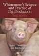 Whittemore's Science and Practice of Pig Production, 3rd Edition (1405124482) cover image