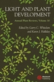 Annual Plant Reviews, Volume 30, Light and Plant Development (1405145382) cover image