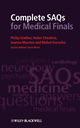 Complete SAQs for Medical Finals (1405189282) cover image