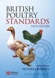 British Poultry Standards, 6th Edition (1444309382) cover image