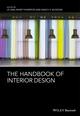 The Handbook of Interior Design (1444336282) cover image