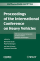 Proceedings of the International Conference on Heavy Vehicles, HVTT10: 10th International Symposium on Heavy Vehicle Transportation Technologies (1848210582) cover image
