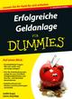 Erfolgreiche Geldanlage für Dummies, 2. Auflage (3527685782) cover image