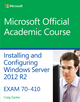 70-410 Installing & Configuring Windows Server 2012 R2 (EHEP003082) cover image
