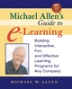 Michael Allen's E-Learning Library (PCOL4582) cover image
