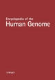 Encyclopedia of the Human Genome, 5 Volume Set (0470016183) cover image
