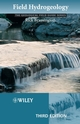 Field Hydrogeology, 3rd Edition (0470018283) cover image