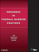 Progress in Thermal Barrier Coatings (0470408383) cover image