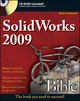 SolidWorks 2009 Bible (0470480483) cover image
