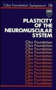 Plasticity of the Neuromuscular System (0470513683) cover image