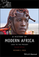 A History of Modern Africa: 1800 to the Present, 2nd Edition (0470658983) cover image