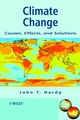 Climate Change: Causes, Effects, and Solutions  (0470850183) cover image