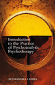 Introduction to the Practice of Psychoanalytic Psychotherapy (0470865083) cover image