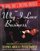 The Book That's Sweeping America!: Or Why I Love Business! (0471173983) cover image