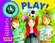 Kids Around the World Play!: The Best Fun and Games from Many Lands (0471235083) cover image
