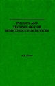 Physics and Technology of Semiconductor Devices (0471329983) cover image