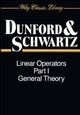 Linear Operators, Part 1: General Theory (0471608483) cover image