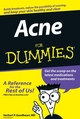 Acne For Dummies (0471746983) cover image