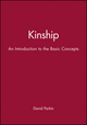 Kinship: An Introduction to the Basic Concepts (0631203583) cover image