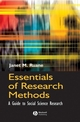 Essentials of Research Methods: A Guide to Social Science Research (0631230483) cover image