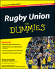 Rugby Union For Dummies, 2nd Australian and New Zealand Edition (0730376583) cover image