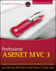 Professional ASP.NET MVC 3 (1118076583) cover image