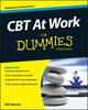 CBT At Work For Dummies (1119067383) cover image