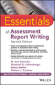 Essentials of Assessment Report Writing, 2nd Edition (1119218683) cover image