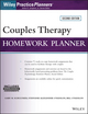 Couples Therapy Homework Planner, 2nd Edition (1119230683) cover image