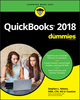 QuickBooks 2018 For Dummies (1119397383) cover image
