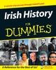 Irish History For Dummies (1119997283) cover image