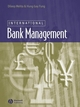 International Bank Management (1405111283) cover image