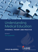 Understanding Medical Education: Evidence, Theory and Practice (1444348183) cover image