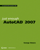 Just Enough AutoCAD 2007 (0470008784) cover image