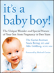 It's a Baby Boy!: The Unique Wonders and Special Nature of Your Son From Pregnancy to Two Years (0470243384) cover image