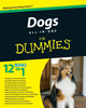 Dogs All-in-One For Dummies (0470529784) cover image