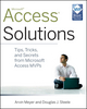 Access Solutions: Tips, Tricks, and Secrets from Microsoft Access MVPs (0470591684) cover image