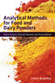 Analytical Methods for Food and Dairy Powders (0470655984) cover image