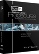 How to Perform Clinical Procedures: for Medical Students and Junior Doctors, includes 2 DVDs (0470658584) cover image