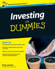 Investing for Dummies, 3rd Edition (0470667184) cover image