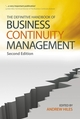 The Definitive Handbook of Business Continuity Management, 2nd Edition (0470723084) cover image