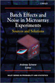 Batch Effects and Noise in Microarray Experiments: Sources and Solutions (0470741384) cover image