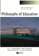The Blackwell Guide to the Philosophy of Education (0470997184) cover image