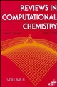 Reviews in Computational Chemistry, Volume 8 (0471186384) cover image