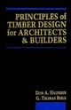 Principles of Timber Design for Architects and Builders (0471557684) cover image