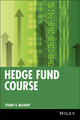 Hedge Fund Course (0471671584) cover image