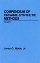 Compendium of Organic Synthetic Methods, Volume 5 (0471867284) cover image