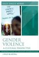Gender Violence: A Cultural Perspective (0631223584) cover image