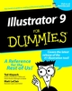 Illustrator 9 For Dummies (0764506684) cover image